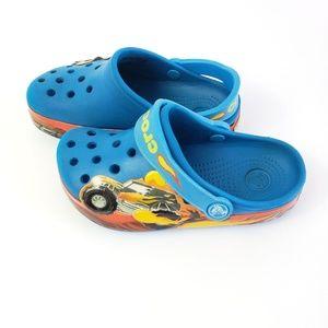 Crocs >Boy Size 11 Monster truck
